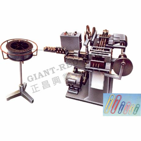 RW-32ABP Automatic Color PVC Coated Clip Making Machine