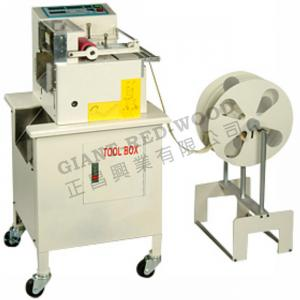 RW-160A Micro-Belt Cutting Machine (Hot Blade)