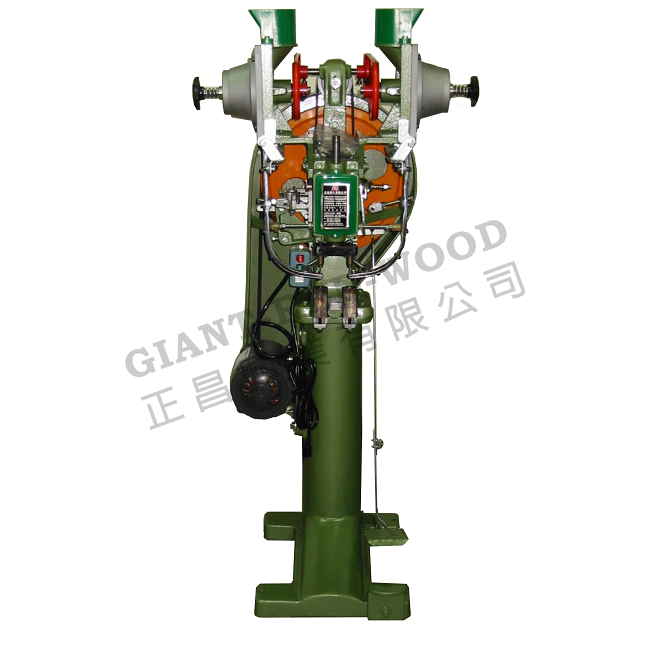 RW-037AT Stand Type Twin Eyeleting Machine