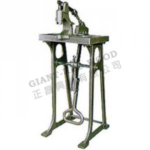 RW-B36 Kick Press For Cloth Button