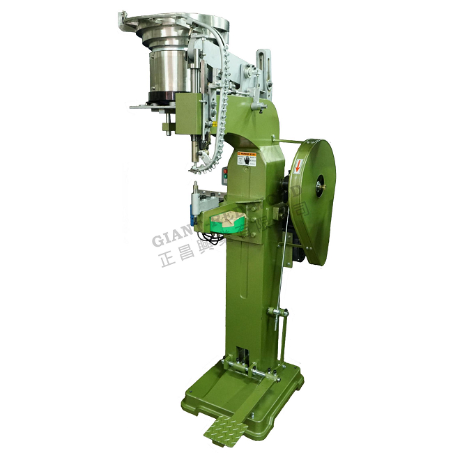RW-3901 Chair corners nail rivet machine